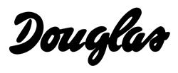 Douglas logo