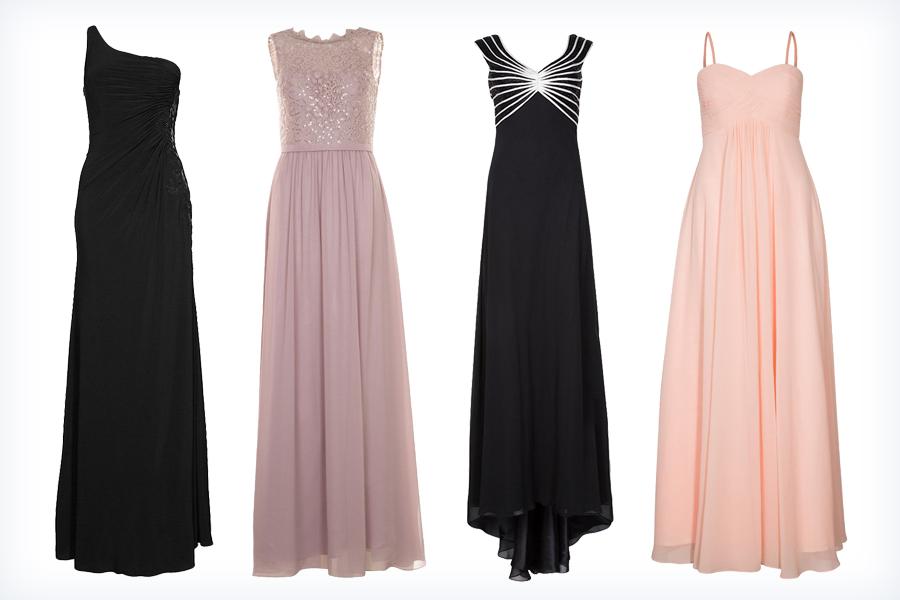 Długie balowe sukienki na sylwestra