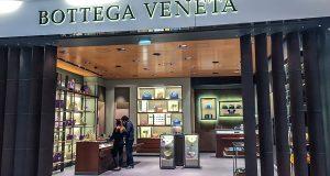 Sklep Bottega Veneta w Paryżu