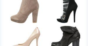 Damskie buty pasujące do czarnych spodni