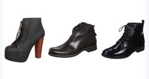 Markowe buty do kurtki parki