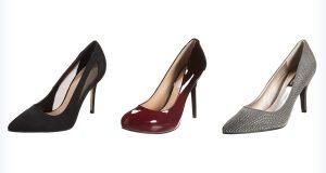 Damskie buty pasujące do szarych spodni
