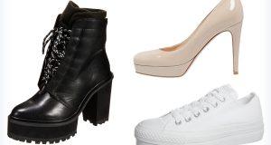 Damskie buty na platformie