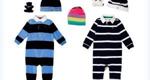 Modne czapki dla noworodka