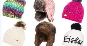 Modne czapki do długich włosów
