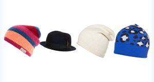 Damskie czapki do fryzury z grzywką