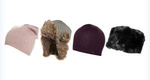 Damskie czapki do skórzanej kurtki