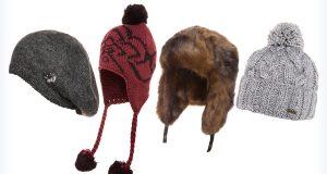 Modne czapki na zimę