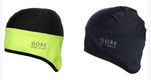 Sportowe czapki pod kask rowerowy
