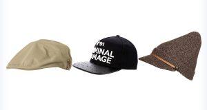 Markowe czapki z daszkiem