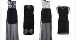 Damskie sukienki z szyfonu