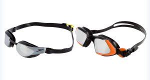 Damskie sportowe okulary do pływania