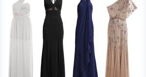 Markowe długie suknie na studniówkę