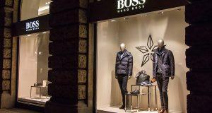 Sklep Hugo Boss w Berlinie