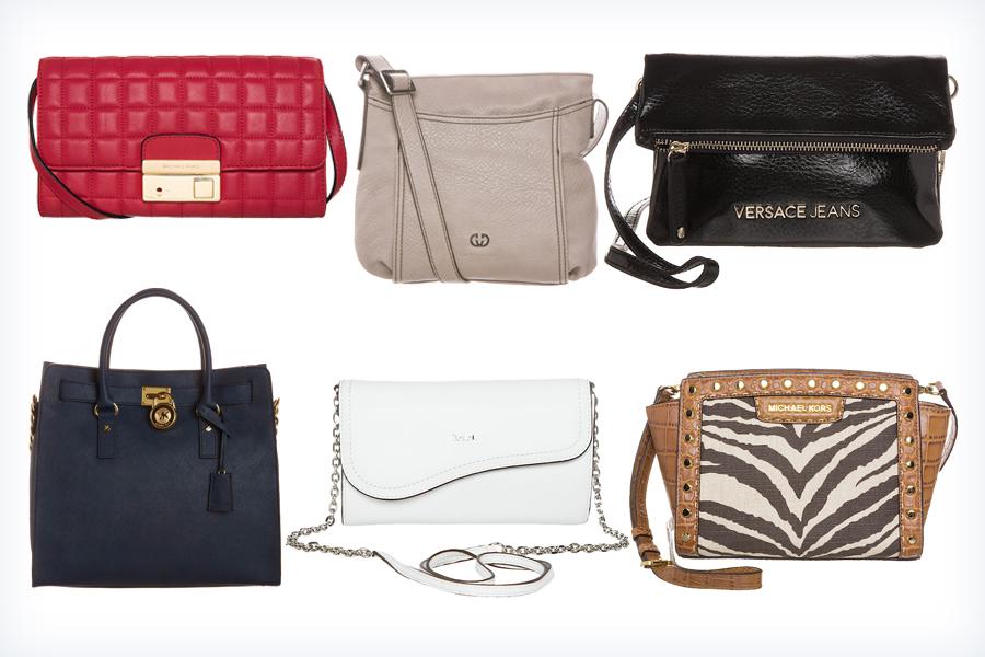 Eleganckie markowe torby