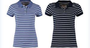 Damskie, marynarskie koszulki w paski