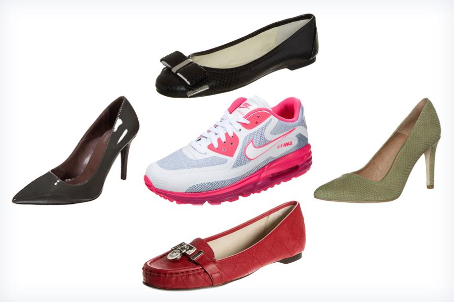 Damskie buty pasujące do rurek