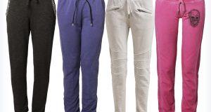 Młodzieżowe spodnie dresowe