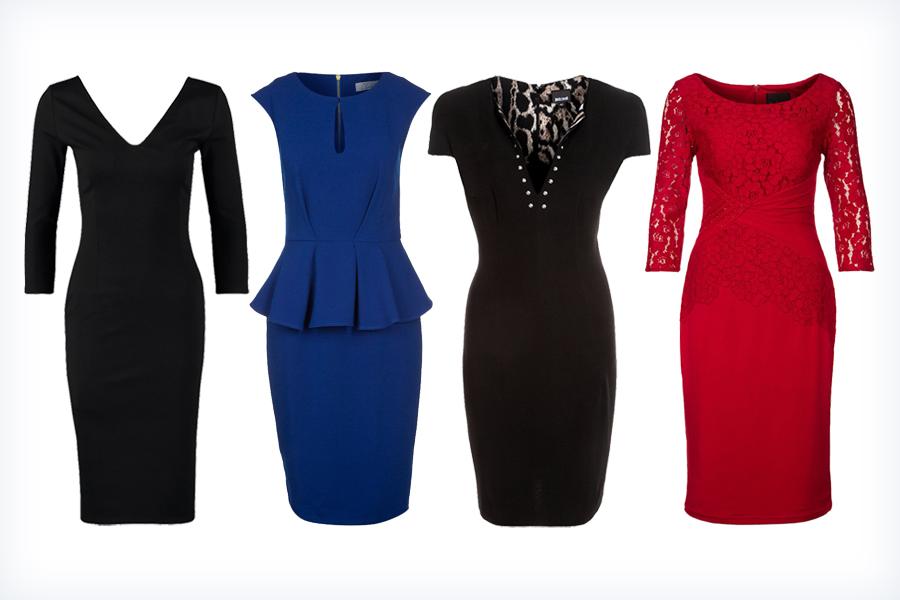 Cztery modne sukienki na specjalne okazje