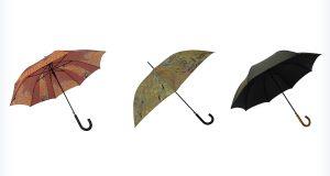 Kolorowe damskie parasole