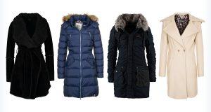 Damskie płaszcze na zimę