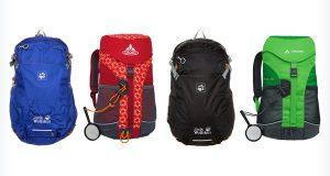 Sportowe plecaki na rower