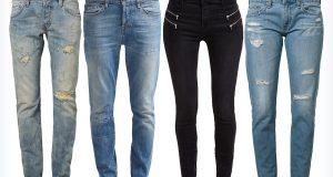 Damskie spodnie z wysokim stanem