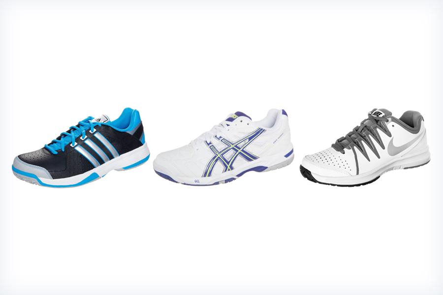 Markowe buty do tenisa