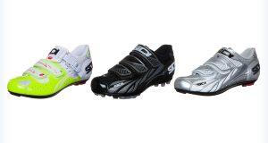 Wygodne sportowe buty na rower
