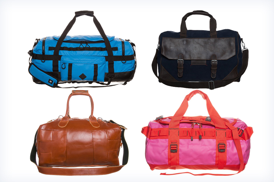 Damskie, sportowe torby i walizki podróżne