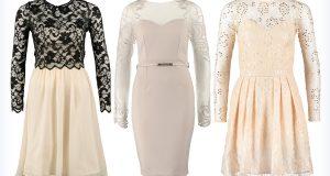 Trzy modne sukienki dla starszej