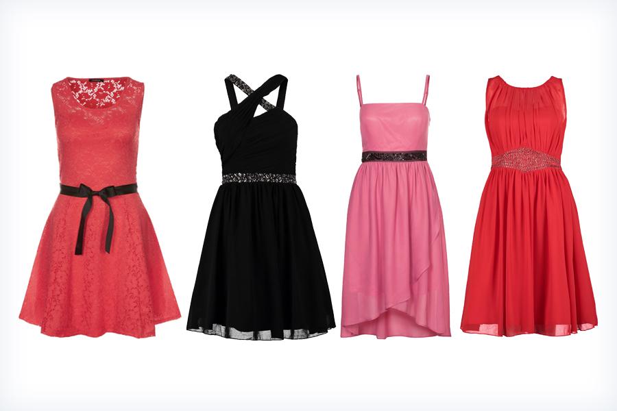 Kolorowe sukienki na bal gimnazjalny