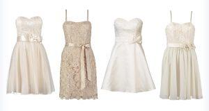 Modne sukienki na poprawiny dla panny młodej