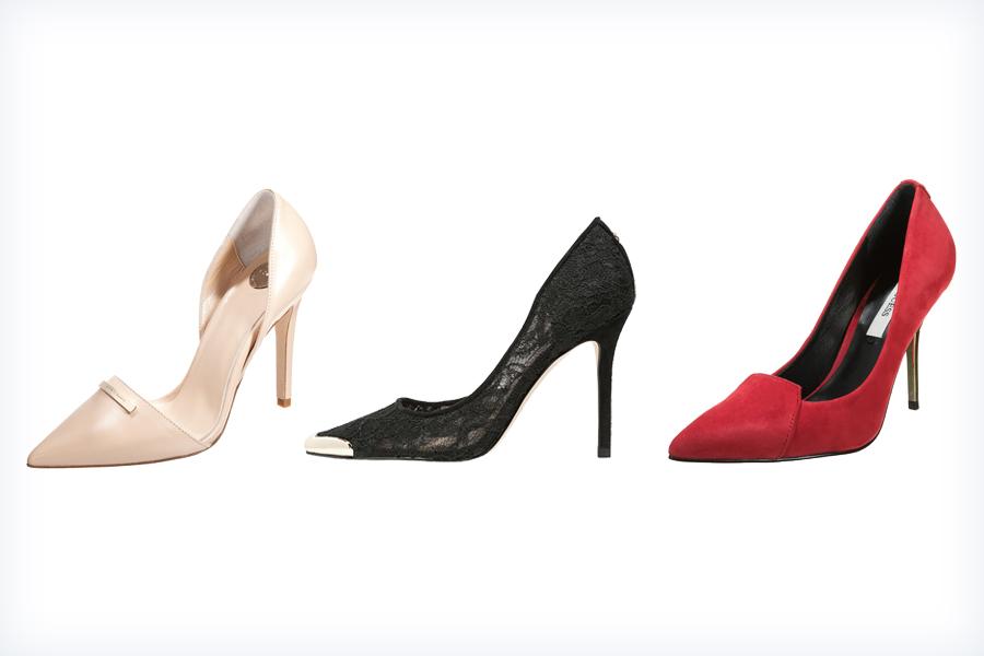 Modne buty do beżowej sukienki