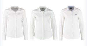 Damskie białe koszule