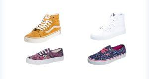 Młodzieżowe, wygodne buty