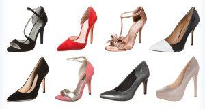 Kolorowe, wysokie buty na wesele