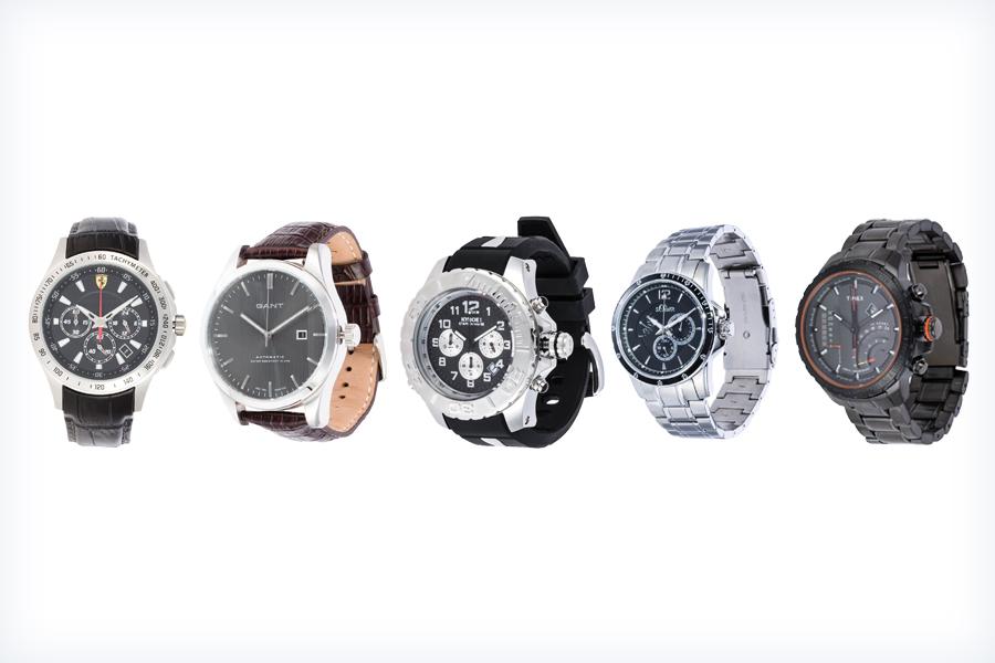 Męskie zegarki na rękę
