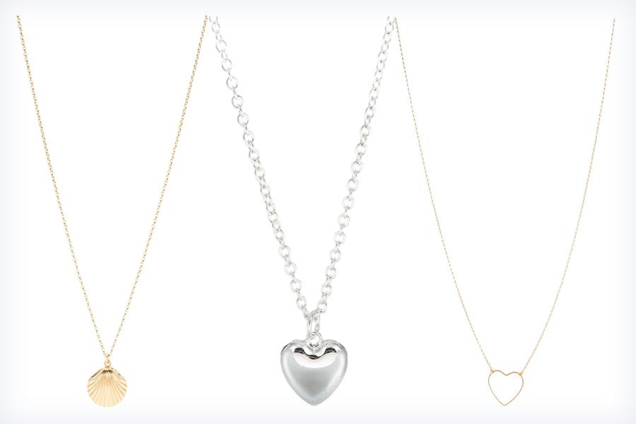 Złota i srebrna biżuteria